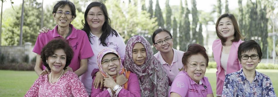 support group kanker payudara